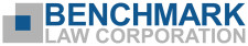 Benchmark Law Corporation | Vancouver Small Business Lawyers Sticky Logo